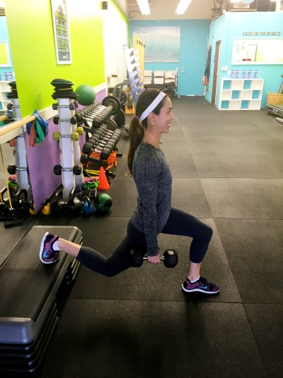 backward lunge 2