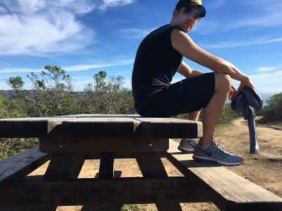 k on bench