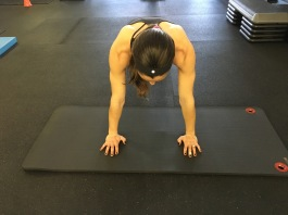 push up position