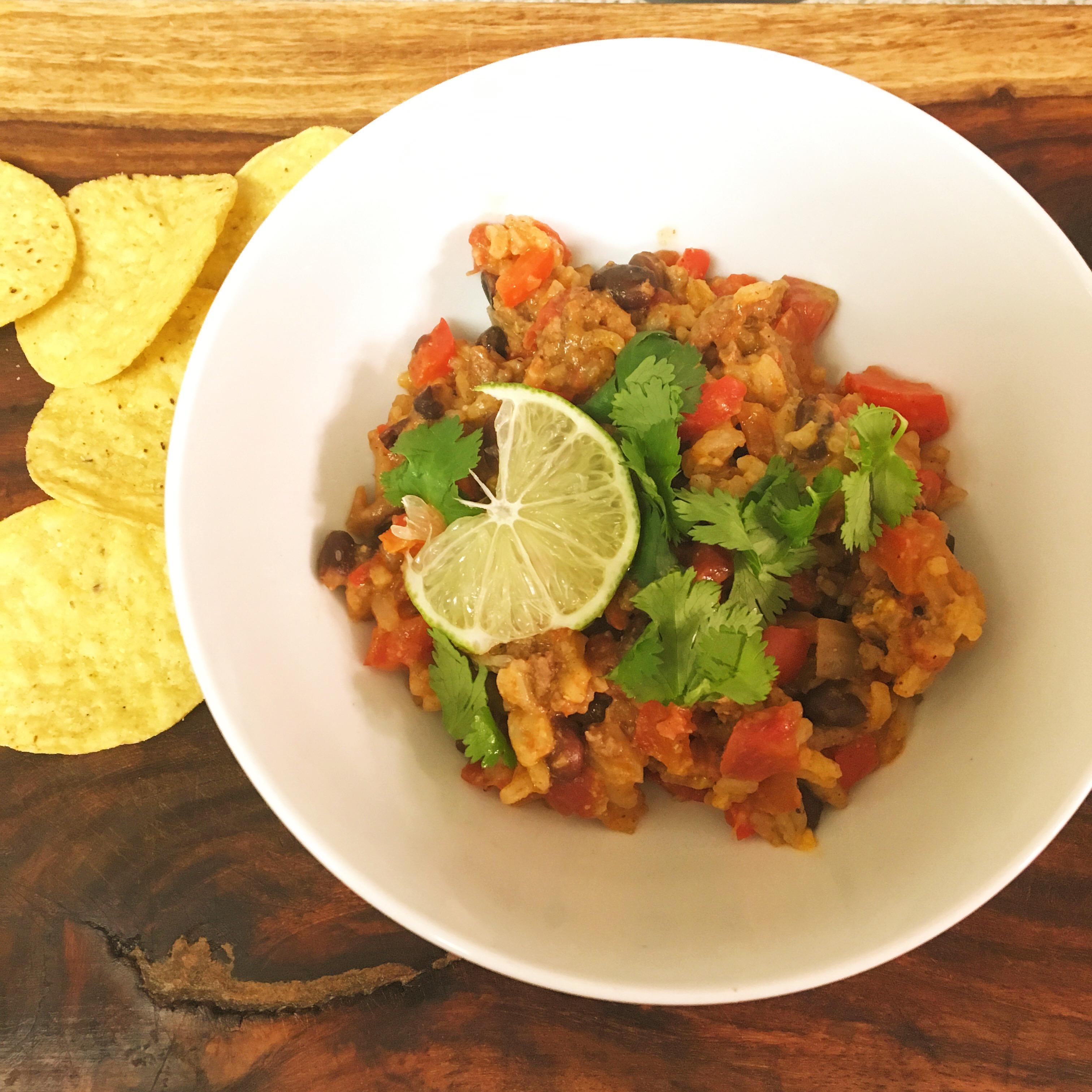 mexican risotto 2